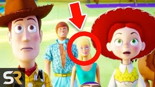 10 Disney Movie Characters You Didn't Know Were Secretly Connected