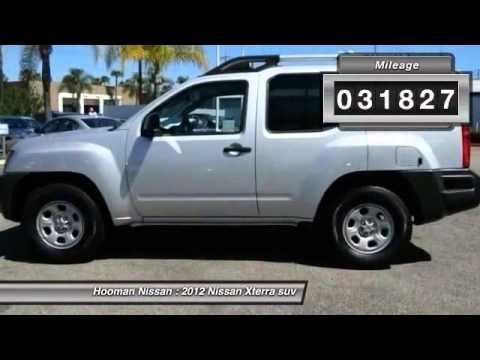 2012 Nissan Xterra Long Beach Gardena Downey Torrance Los