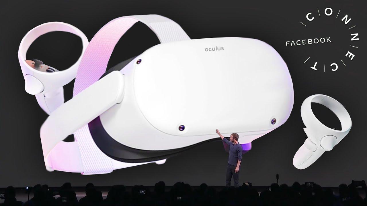 Facebook Connect Event - Oculus Quest 2 Announcement