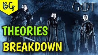 Game of Thrones S8 Teaser Crypts of Winterfell - What it DID and DIDN'T mean