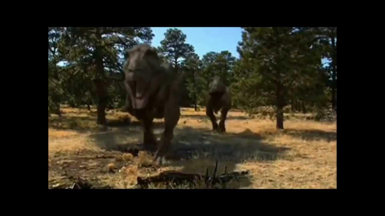 Daspletosaurus vs Gorg...