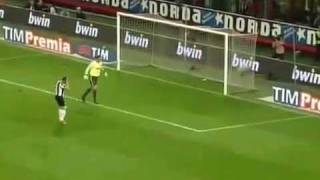 Milan - Juventus 1-1 (10.05.2009) 16a Ritorno Serie A.