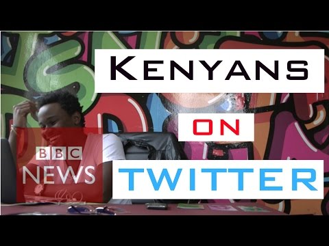 """""""#KOT is the most important thing in Kenya right now"""" BBC News"""