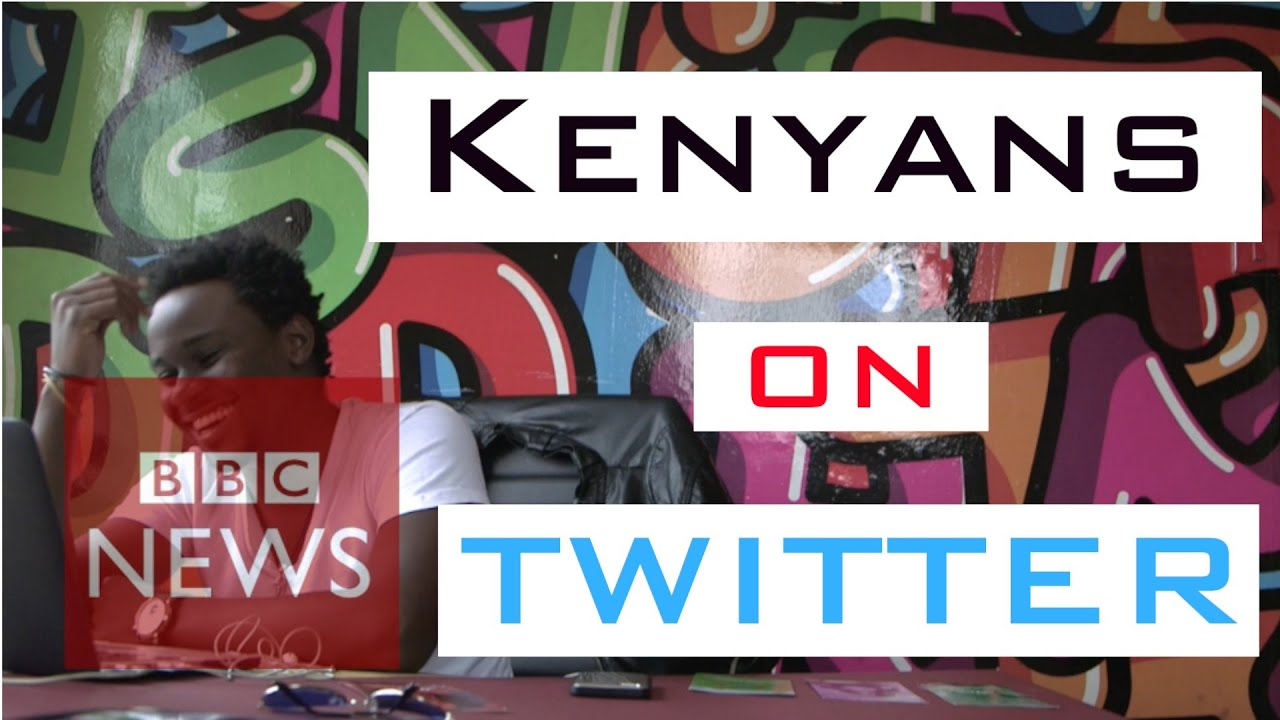 """Download """"#KOT is the most important thing in Kenya right now"""" BBC News"""
