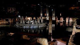 Tempio di Serapide Pozzuoli       G. Verdi  I Vespri Siciliani overture
