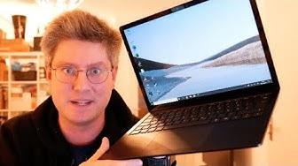 Microsoft Surface Laptop 3 Test Fazit nach einer Woche