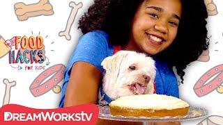Dog Treats YOU Can Eat! | FOOD HACKS FOR KIDS