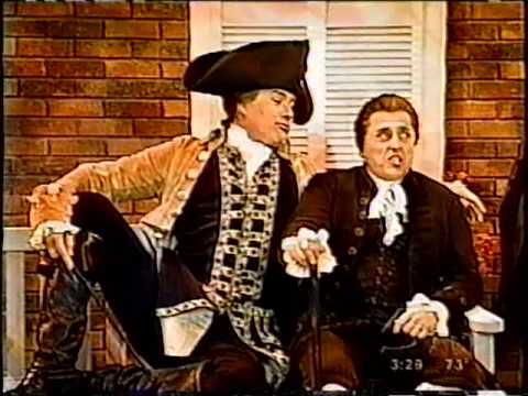 1776 The Lees of Old Virginia, Rosie ODonnell Show