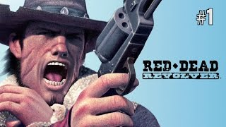 Twitch Livestream | Red Dead Revolver Part 1 [PS4/PS2]