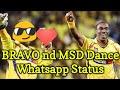 DJ Bravo whatsapp status | CSK vs MI match ipl 2018 Whatsapp Status Video Download Free