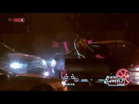 Car Spins Johannesburg