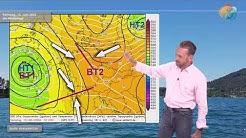 Aktuelle Wetterprognose für Freitag, 12. Juni 2020: Nach Sonne und 30 Grad Konvergenz mit Unwettern!