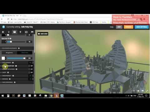 Uploading 3DS Max model to Sketchfab