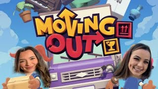 Playing Moving Out for the FIRST time!