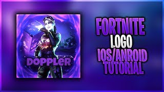 How To Make Fortnite Logo for FREE on iOS and Android