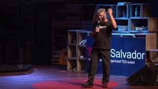 Cidades dos algoritmos: Andre Lemos at TEDxSalvador