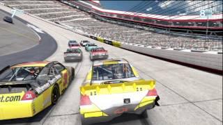 Bristol Race 4 Gameplay Career Mode Nascar The Game Inside Line