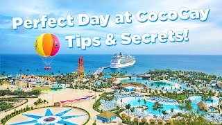 Perfect Day at CocoCay Secrets!