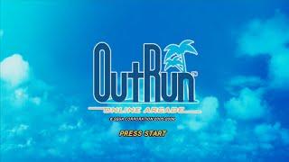 Outrun (Online Arcade) - Xbox 360 Arcade - XBLA