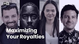Maximizing Your Royalties