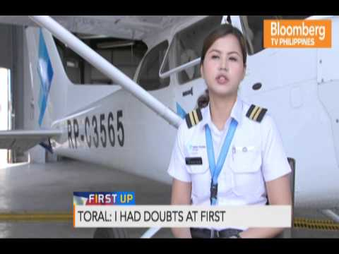 FIRST UP | FEMALE PILOTS TAKING TO THE SKIES