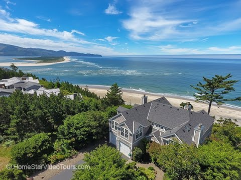 Oceanfront Beach Home in Oceanside | Oregon Coast luxury hom