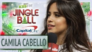 Camila Cabello Talks About Obama Loving Her Music And More At Jingle Ball