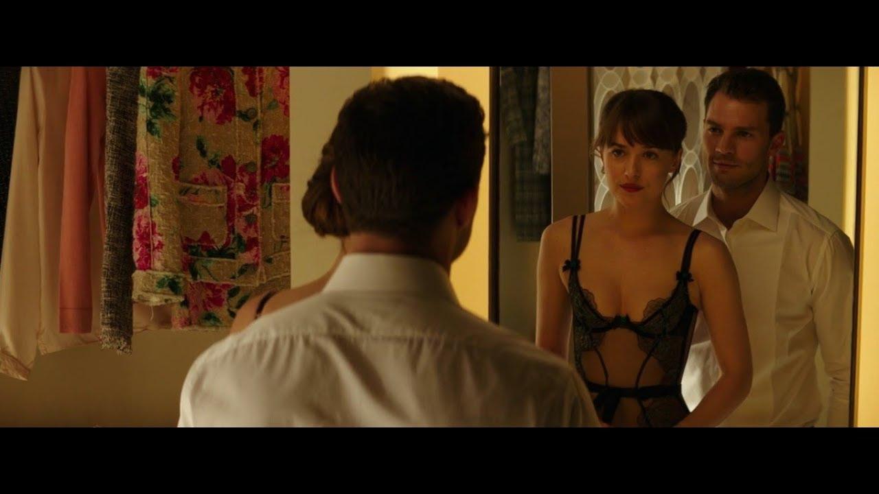 Download Fifty Shades Darker - Best romantic scene 2017
