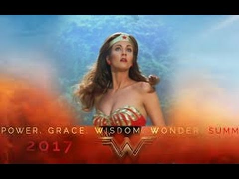 Wonder Woman 2017 Trailer 1 Lynda Carter version (en inglés) HD