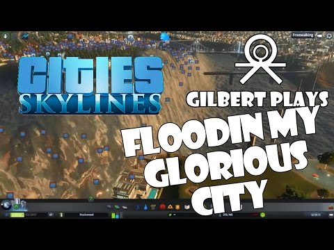 Tsunami Mod Introducing Philippine Cities - Gilbert Plays Cities Skylines