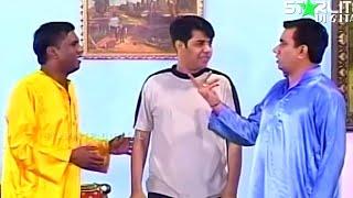 Zafri Khan and Amanat Chan New Pakistani Stage Drama Full Comedy Funny Clip | Pk Mast