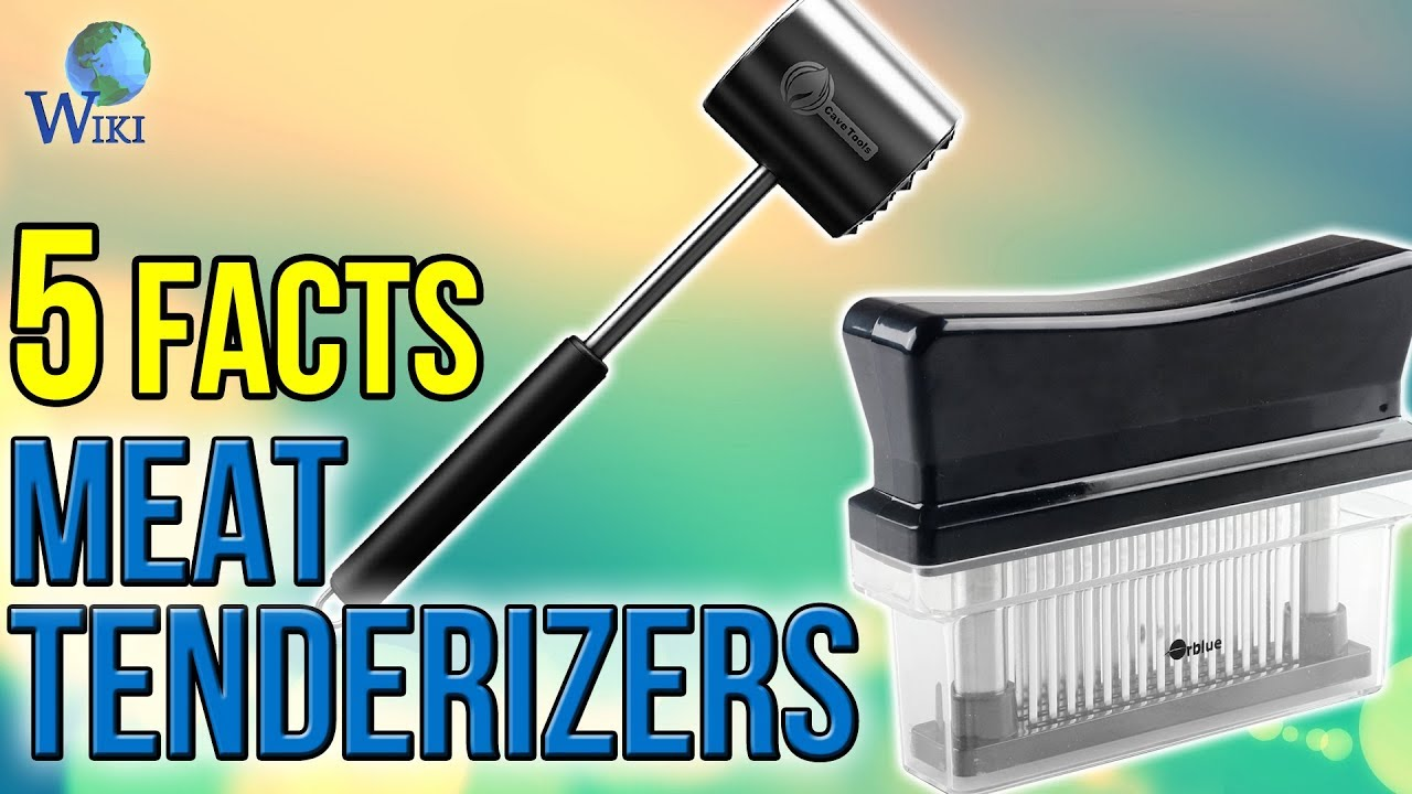 Top 10 Meat Tenderizers of 2019 | Video Review