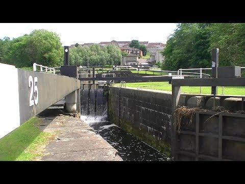 Maryhill Locks, Glasgow (Forth & Clyde Canal)