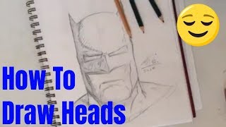 How To Draw Heads (Realm Comics)