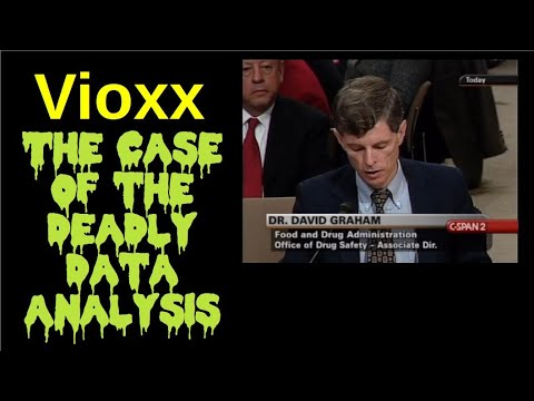 Vioxx: The Case of the Deadly Data Analysis