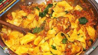 120 - Pappardelle di Montenero...deli'ate per davvero!(ricetta golosa facile anche per principianti)