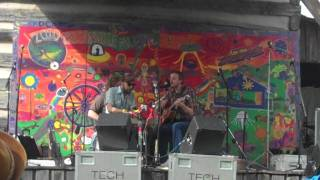 Drakkar Sauna at Nelsonville Music Fest, Friday May 13, 2011