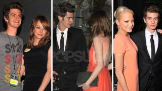 Emma Stone And Andrew Garfield Step Out Together!