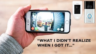 RING Doorbell || WHAT I DIDN'T KNOW!