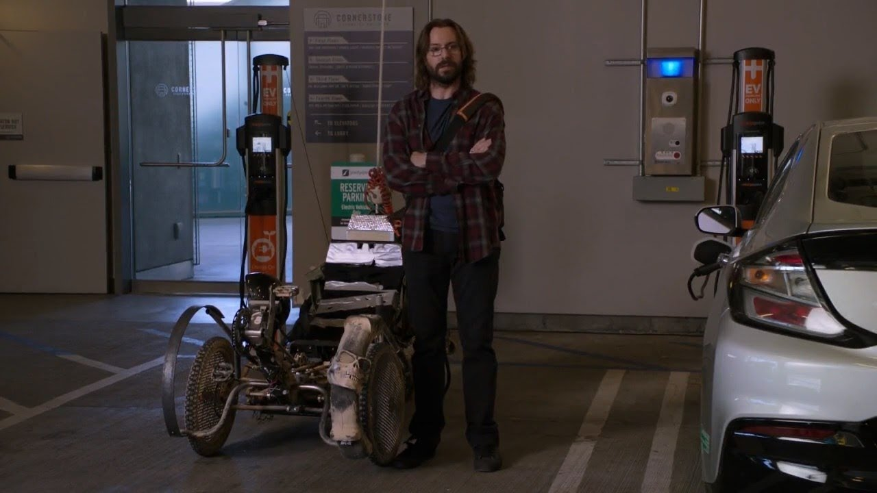 Gilfoyle Electric Vehicle Silicon Valley S5