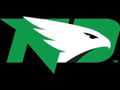 University of North Dakota Fighting Hawks Merchandise Rollout