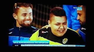 Ankaragücü Süper Ligde (2018) Şampiyonluk Kutlamaları TrT Spor Canlı Yayın Proğr