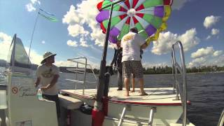 How To Parasail (Coeur d