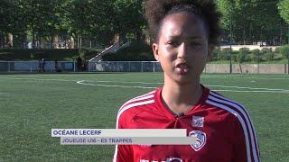 Yvelines | Football féminin : Océane Lecerf, la pépite de Trappes