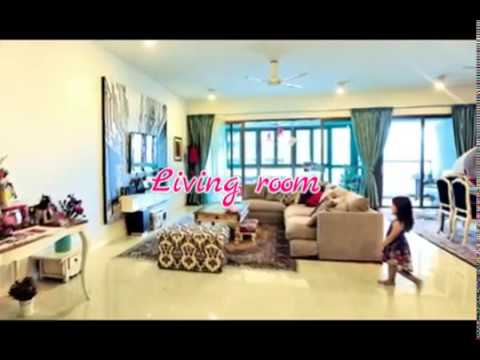 LOOK! INSIDE JACKIE FORSTER'S HUGE FAMILY CONDO IN MALAYSIA!