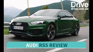 2018 Audi RS5 First Drive Review | Drive.com.au