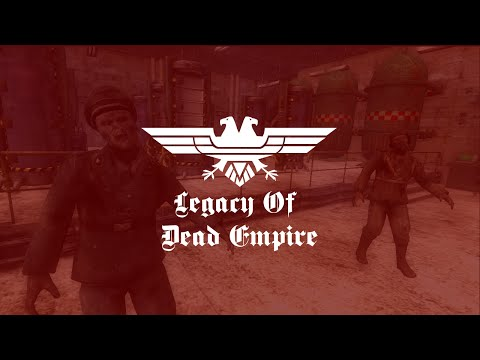 Legacy Of Dead Empire. Horror Zombies Shooter Mobile Game