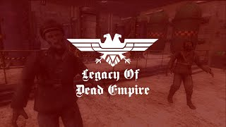 legacy of dead empire horror zombies shooter mobile game