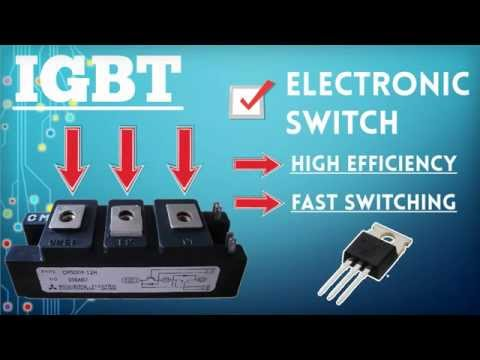 Insulated-Gate Bipolar Transistor or IGBT