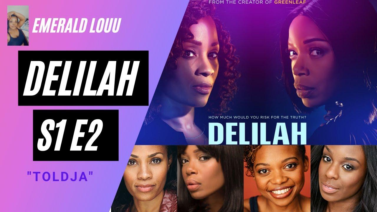 Download Delilah S1E2 [Toldja] {Emerald Louu Review}
